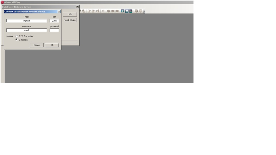 XMLSpy Datapower Plugin   TechGlaze